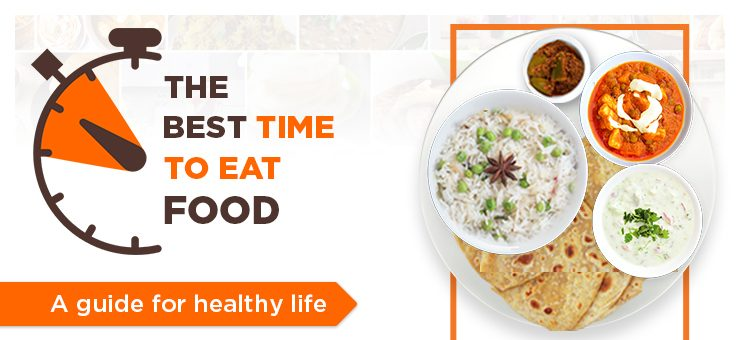 best time to eat - healthy life
