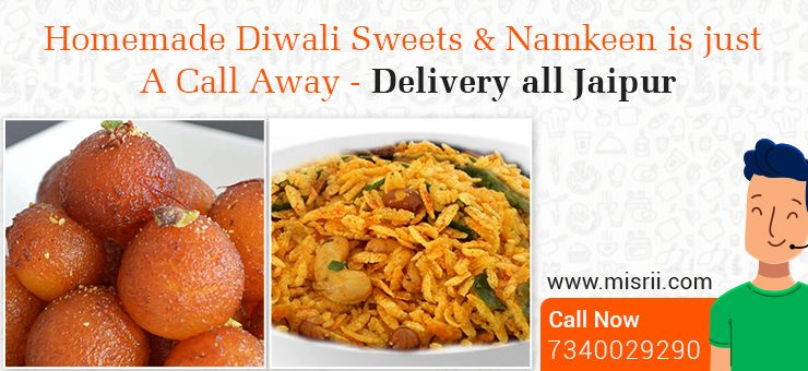 Order Diwali Sweets and Snacks