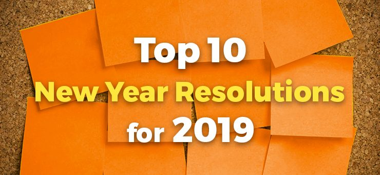 Top 10 Resolution of 2019